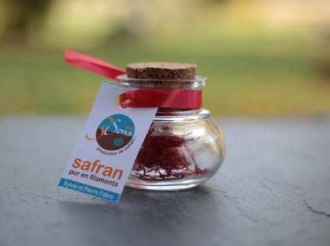 Berry 3 Sens - Safran En Filaments Du Berry 0,50 g