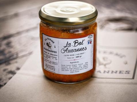 La Ferme d'Auzannes - Sauce Bolognaise
