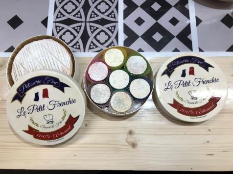 Le petit Frenchie - Le Petit Frenchie Caramel Beurre Salé + 14 Mini Petit Frenchie