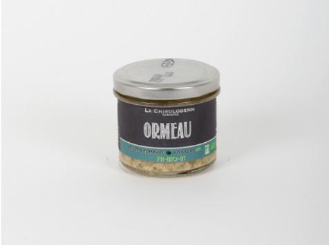 La Chikolodenn - Rillettes D'ormeaux Bio Aux Algues Bio