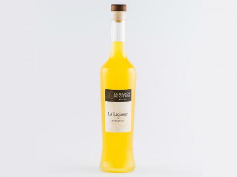 La Maison du Citron - La Liqueur De Mandarine