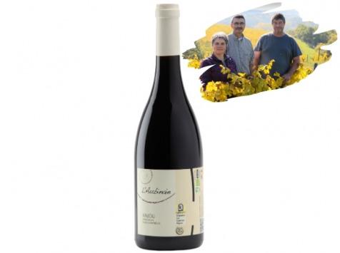 Réserve Privée - AOC Anjou Bio - Domaine les Grandes Vignes - l'Aubinaie Rouge 2018