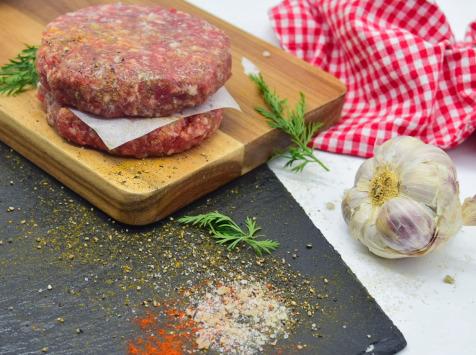 Michel et Alain Fermiers BIO - [SURGELÉ]  Steaks Hachés de Bœuf BIO – 6x100 g