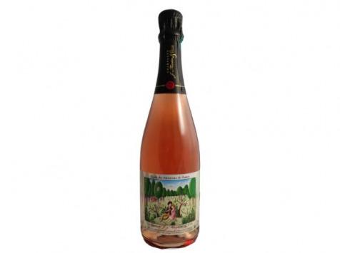 Champagne J. Martin et Fille - Cuvée des Amoureux de Peynet Rosé