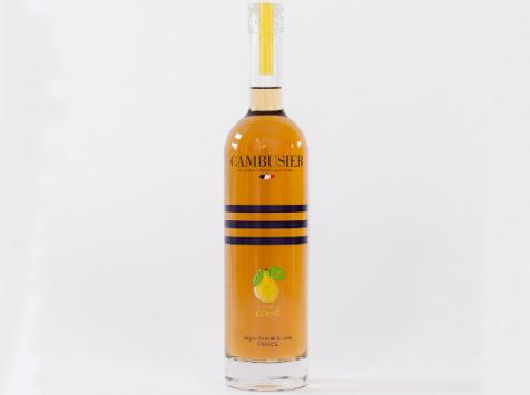 Cambusier, liqueurs artisanales françaises - Liqueur Artisanale De Coing