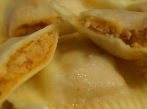 Lioravi, l'authentique pâte fraîche ! - 6 X 250g Raviolis Chorizo Biologique Ultra Frais