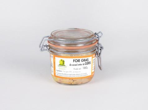 Maison Tête - Foie gras de canard entier 180G