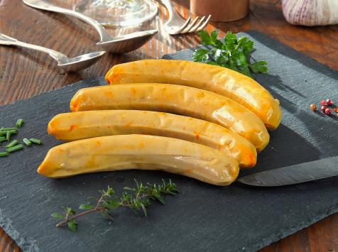 La Ferme du Chaudron - 4 Saucisse Francfort Bio 240gr