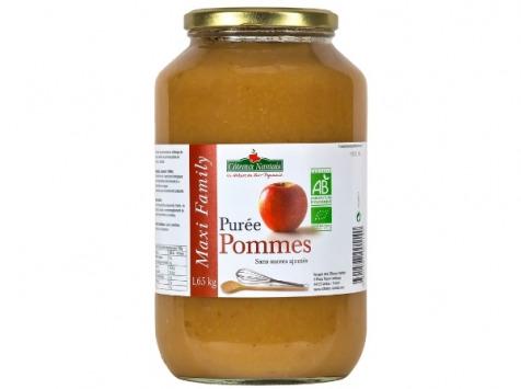 Les Côteaux Nantais - Purée Pommes 1,65 kg