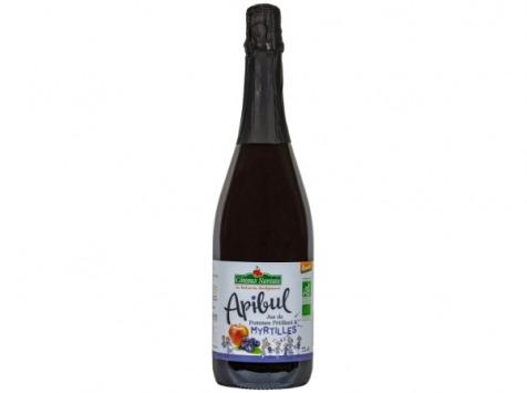Les Côteaux Nantais - Apibul Pommes Myrtilles 75 Cl Demeter