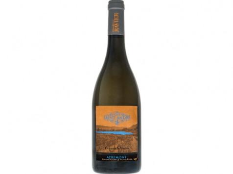 Domaine Philippe & Sylvain Ravier - AOP Vin de Savoie Apremont - Cuvée le Clos Saint André - 6 Bouteilles