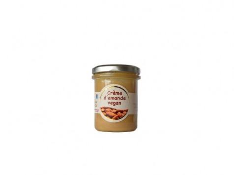Les amandes et olives du Mont Bouquet - Crème D'amande Vegan 200g