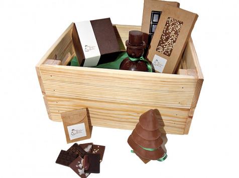 Mon jardin chocolaté - Coffret De Noël n°1