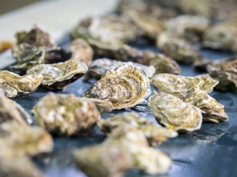 Les Huîtres Chaumard - Huîtres De Saint-Riom N°4 - Bourriche De 36 Pièces (3 Douzaines)