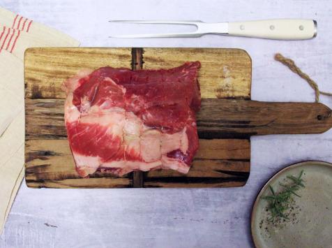 Marie et Nicolas REY - Domaine REY - Rôti De Porc Noir De Bigorre Aop
