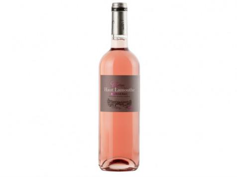 Château Haut-Lamouthe - Bergerac Rosé Aoc - 3x75 Cl