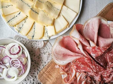 Fromage Gourmet - Charcuterie pour Raclette - 10 personnes