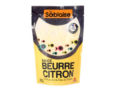 Ô'Poisson - Sauce Beurre Citron