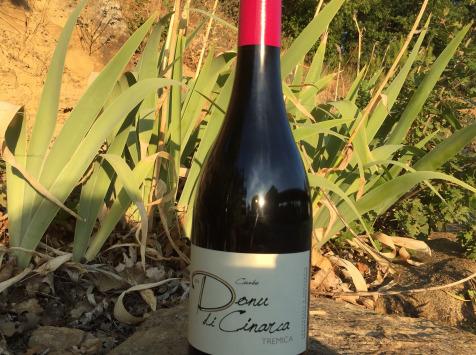 Depuis des Lustres - Comptoir Corse - Domaine de Tremica - cuvée Donu di Cinarca rouge 2018