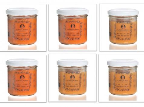 Les délices de Noémie - Petits Pots Bébé 6 Mois: Carotte Orange X 3, Fenouil Patate Douce X3