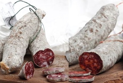 Pierre Matayron - Lot Découverte Gascon : 1 Saucisson + 1 Chorizo