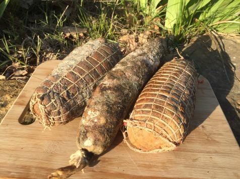 Depuis des Lustres - Comptoir Corse - Plateau de Charcuterie Corse - Entière - Apéro dînatoire !
