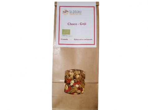 La fabrique du granolier - Sachet Granola Choco-goji