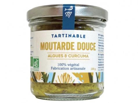 Marinoë - Moutarde douce Algues-Curcuma
