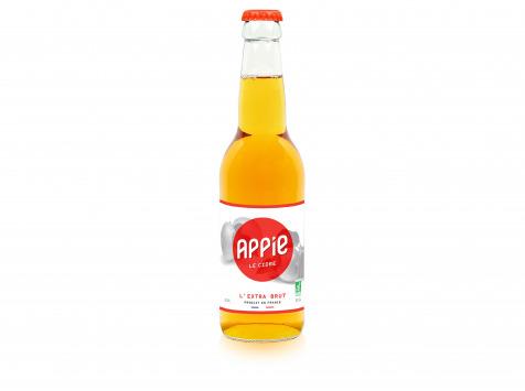 Appie - Cidre Extra Brut Bio Appie 24x33cl