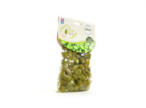 Les amandes et olives du Mont Bouquet - Olives Natures 2,5 kg