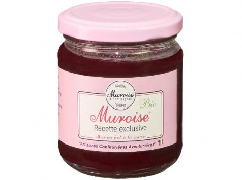 Muroise et Compagnie - Confiture de Muroise Bio - 220 gr