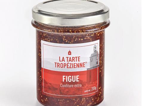 La Tarte Tropézienne - CONFITURE EXTRA DE FIGUES