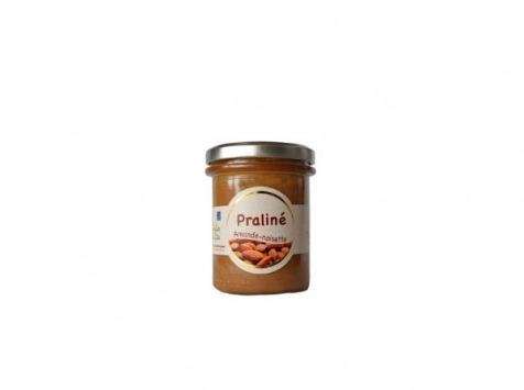 Les amandes et olives du Mont Bouquet - Praliné Amande Noisette 200g