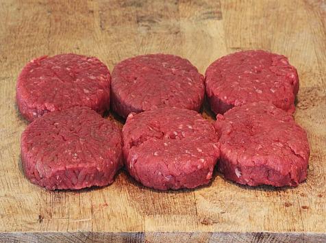 Nature viande - Domaine de la Coutancie - Lot xl 20 galettes assaisonnées