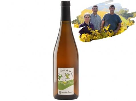 Réserve Privée - Anjou Bio - Domaine les Grandes Vignes - Pin'Eau de la Loire Blanc 2019