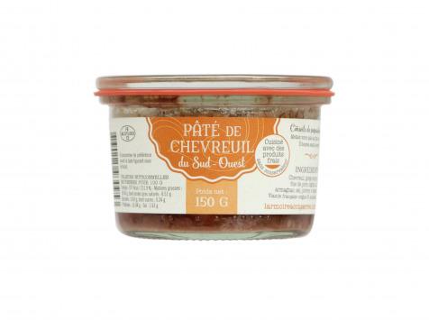L'Armoire à Conserves - Pâté De Chevreuil Du Sud-ouest