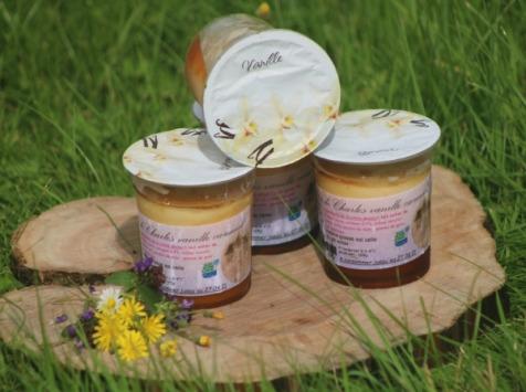 Ferme Dumesnil - Crème Dessert Vanille Caramel