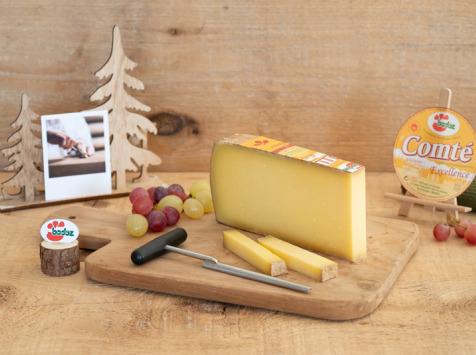 Constant Fromages & Sélections - Comté Aop Badoz Excellence 18 Mois - 500g