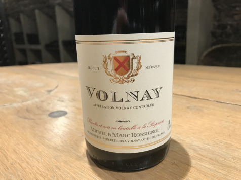 Domaine Michel & Marc ROSSIGNOL - Volnay 2017 - 3 Bouteilles