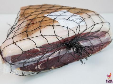 Pierre Matayron - Demi Jambon de Porc Noir Gascon, 2,5 kg