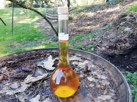 Vinaigres de la Carrière - Vinaigre de Cidre bio Vieilli en Fût de Chêne - 500 ml