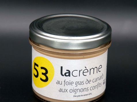 Secrets de Famille - Crème de Foie Gras de Canard et Confit d'Oignons