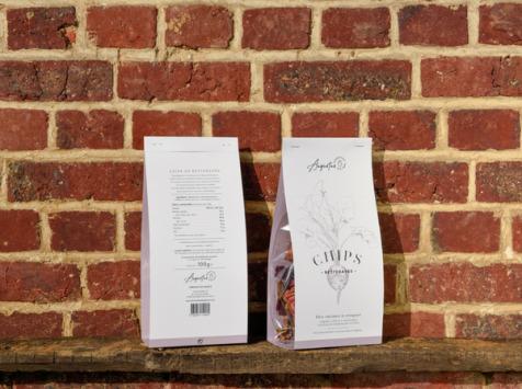 Augustus - Chips de betteraves (3 paquets)