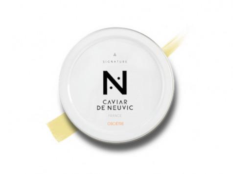 Caviar de Neuvic - Caviar Osciètre Signature France 50g
