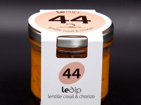 Secrets de Famille - Dip de Lentilles Corail & Chorizo