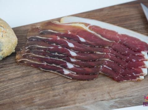 La Ferme de Cintrat - jambon cru de porc plein air