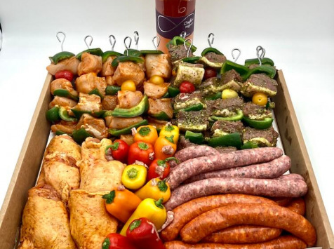 Maison Marechal - Colis Maxi Lot Barbecue