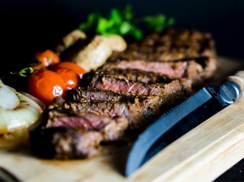 Du bio dans l'assiette - [Précommande] Faux Filet de Boeuf Highland Bio