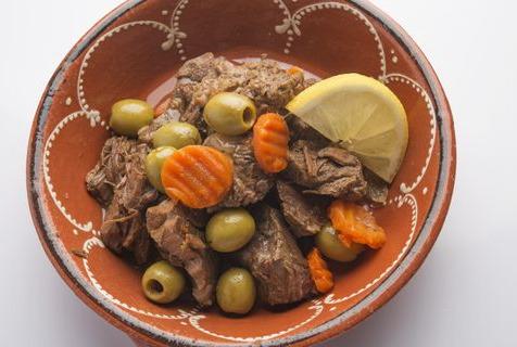 Hippolyte - Lot de 2 Mijotés - Recettes de viande de cheval en sauce, façon bourguignon (350g et 750g)