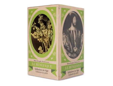 Le Bénéfique - Reine Des Prés Bio & Sauvage-10 Tiges